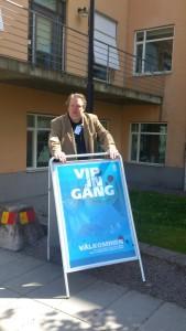 Ulf Broberg NFC