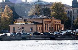 Tullhuset Blasieholmen
