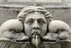 Staty vattenhål