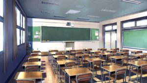 tomt-klassrum